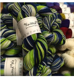 Knitted Wit Sock, 12th Man