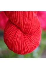 Knitted Wit DK, Red