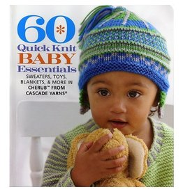 Cascade Yarns 60 Quick Knit Baby Essentials
