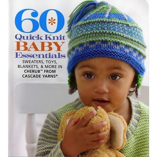 Cascade Yarns 60 Quick Knit Baby Essentials