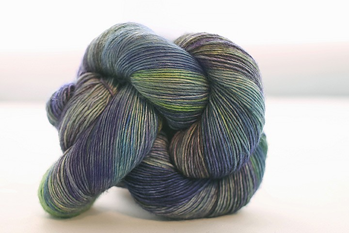 Dream in Color Jilly with Cashmere, Morning Glory (Discontinued)