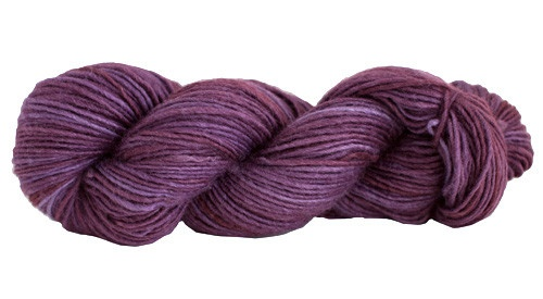 Manos del Uruguay Silk Blend Semi-Solid, Plum