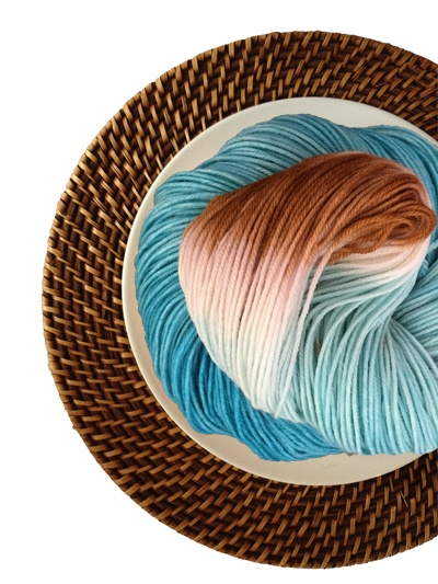 Delicious Yarns Sweets Fingering, Icing *CLEARANCE*