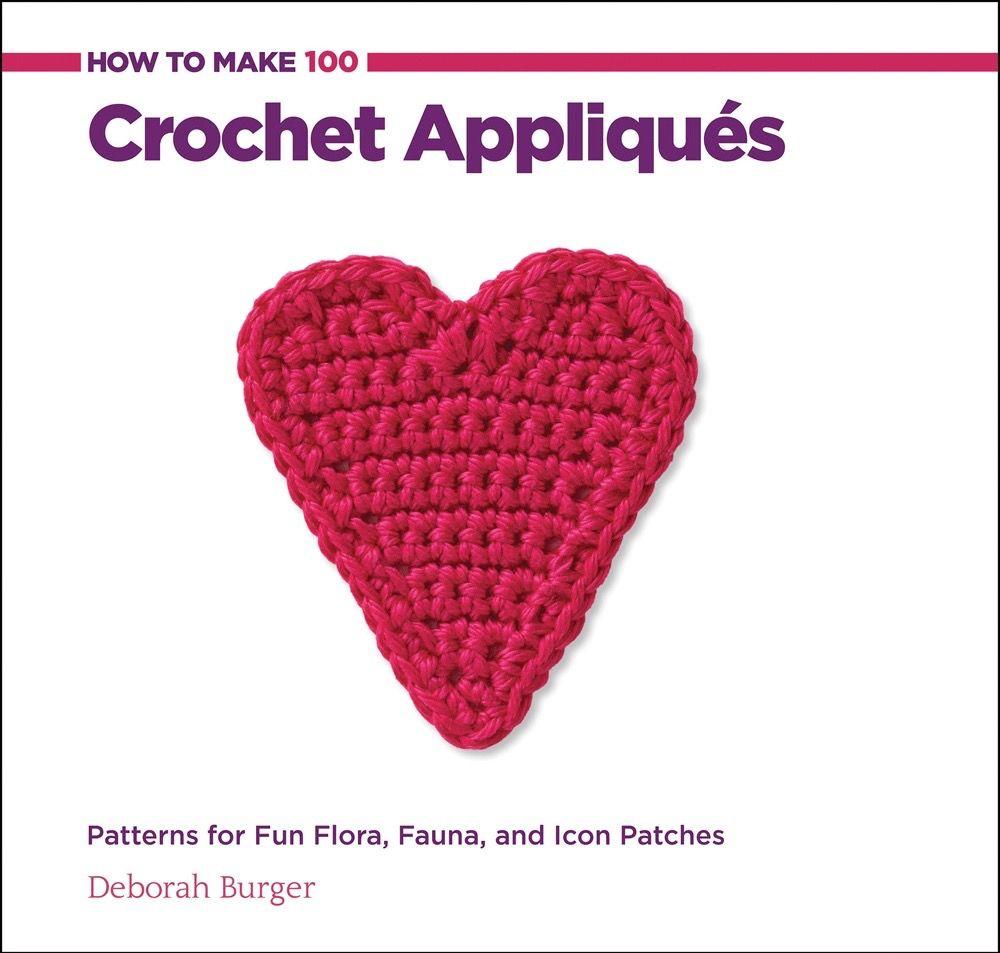 100 Crochet Appliques