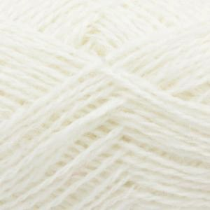 Jamiesons of Shetland Spindrift, White Color 304