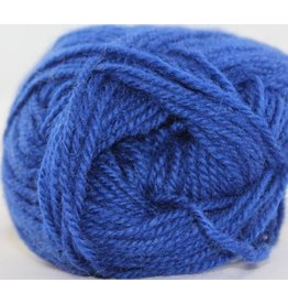 Rauma Designs Strikkegarn 3ply, Color 143 (Dark Sky Blue)