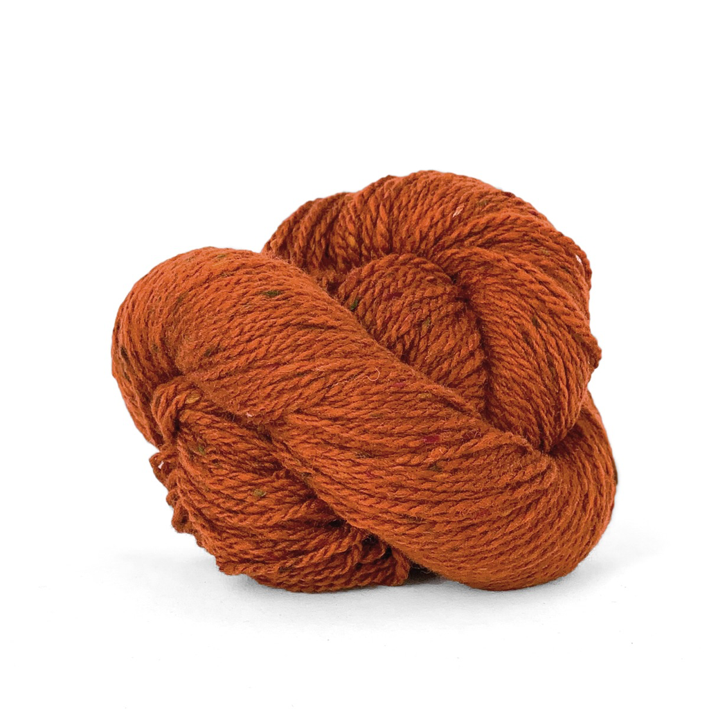 Kelbourne Woolens Lucky Tweed, Orange Spice #810