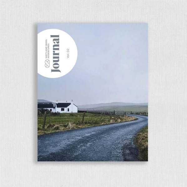 Shetland Wool Adventures Shetland Wool Adventures Journal, Volume 02