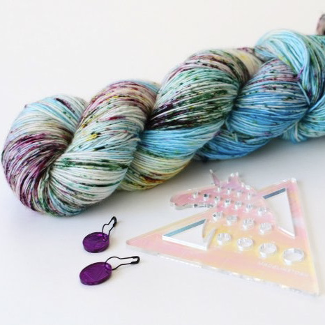 Madelinetosh Tosh DK, This Is Just to Say