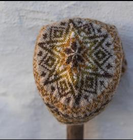 Jamiesons of Shetland Shetland Wool Week 2021, Da Crofter's Kep Kit, Colourway #3