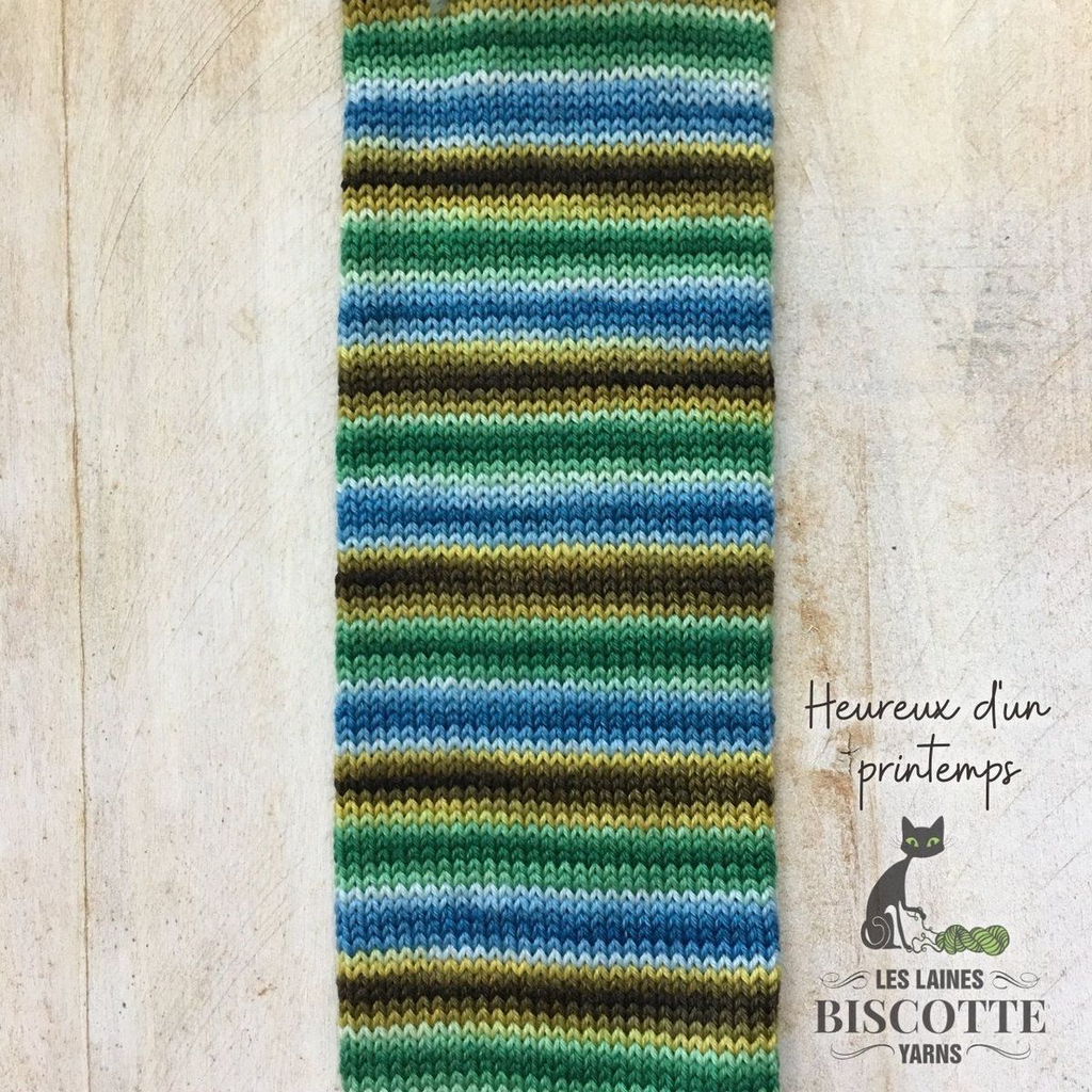 Biscotte & Cie Bis-Sock, Hereux D'Un Printemps