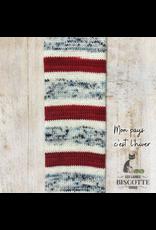 Biscotte & Cie Bis-Sock, Mon Pays C'est L'hiver