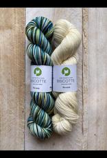 Biscotte & Cie Les Moutons de Biscotte Sock Kit