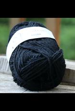 Rauma Strikkegarn 3ply, Color 136 (Black)
