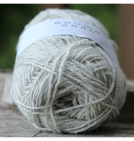 Rauma Strikkegarn 3ply, Color 103 (Light Grey Heather)