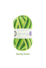 West Yorkshire Spinners Signature 4ply, Spring Green 0882