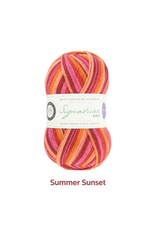 West Yorkshire Spinners Signature 4ply, Summer Sunset 0881