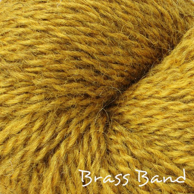 Baa Ram Ewe Dovestone DK, Brass Band (Retired)
