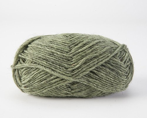 Ístex Léttlopi, Celery Green Heather 9421
