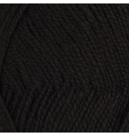 Rauma Gammelserie 2ply, 410 Ebony (Natural Black)