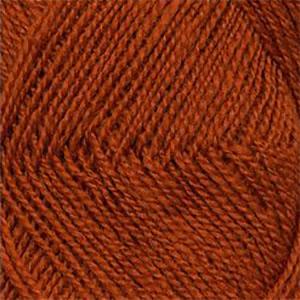 Rauma Gammelserie 2ply, 434 Burnt Orange