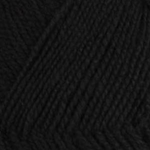 Rauma Gammelserie 2ply, 436 Black