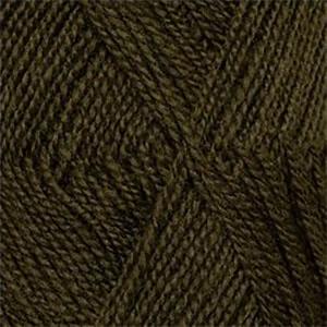 Rauma Gammelserie 2ply, 476 Dark Brown