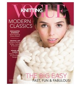 Soho Publishing Vogue Knitting Holiday 2016 *CLEARANCE*
