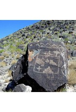 Knitted Wit Sock, Petroglyph Nat'l Monument