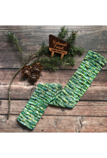 Knitted Wit Sock, Katahdin Woods & Waters Nat'l Monument