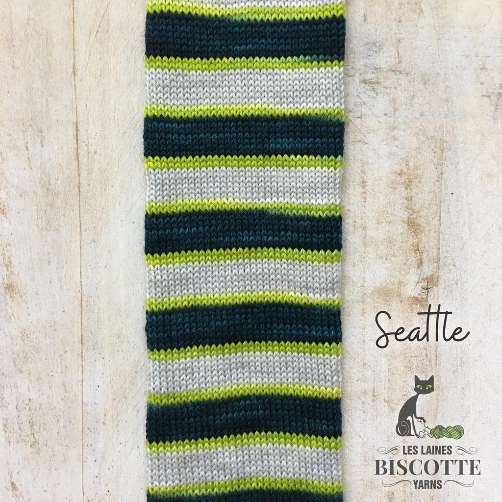 Biscotte & Cie Bis-Sock, Seattle