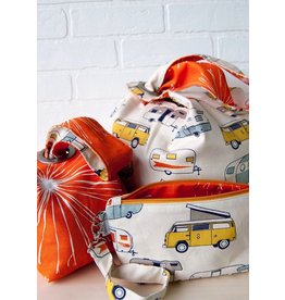 Binkwaffle Dumpling Bag - Small, Camper