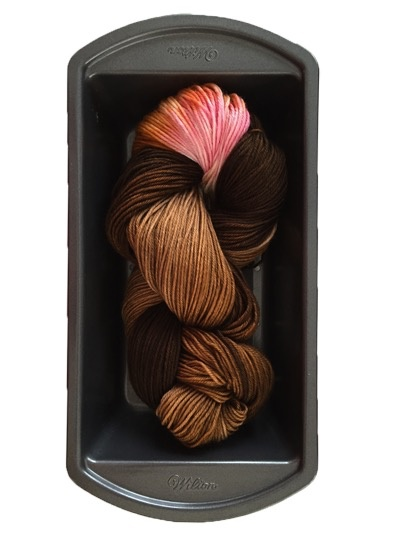 Delicious Yarns Two Sweets Fingering, Chocolate Mix 1 *CLEARANCE*