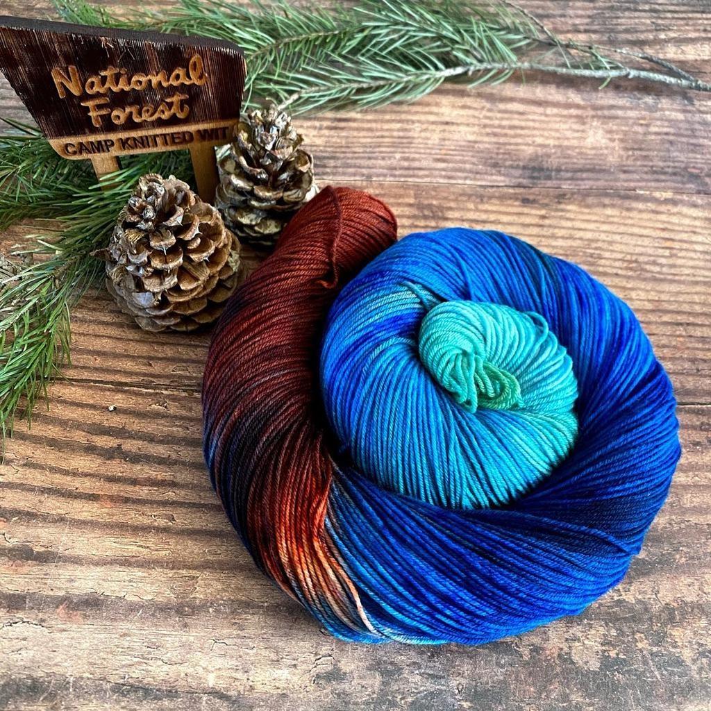 Knitted Wit Sock, Salt River Bay National Historical Park & Ecological Preserve