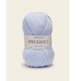 Sirdar Snuggly DK, Pastel Blue Color 321