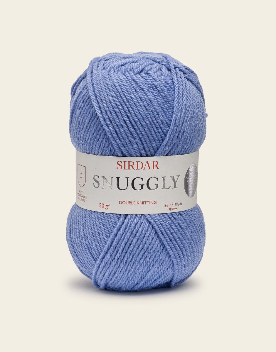 Sirdar Snuggly DK, Denim Color 326