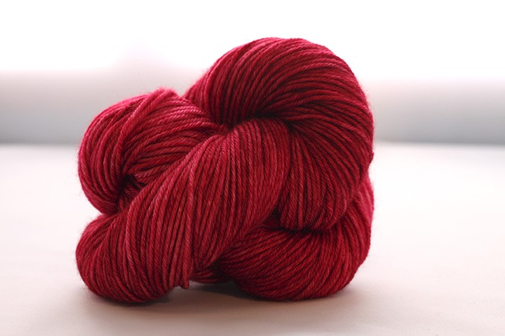 Dream in Color Smooshy with Cashmere, Charged Cherry