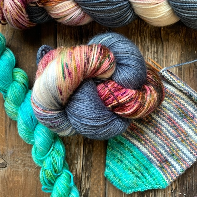 Dream in Color Dream In Color Sock It! Club 2021 - August