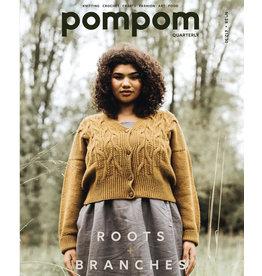 Pom Pom Press Pom Pom Quarterly, Issue 38 - Roots + Branches