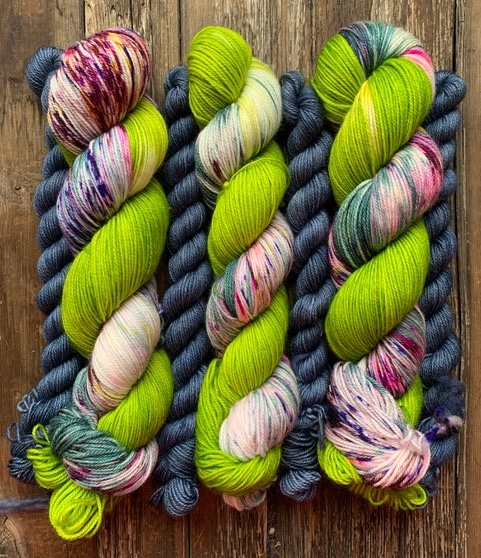 Dream in Color Dream In Color Sock It! Club 2021 - September