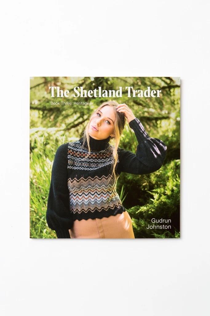 Pom Pom Press The Shetland Trader Book 3: Heritage