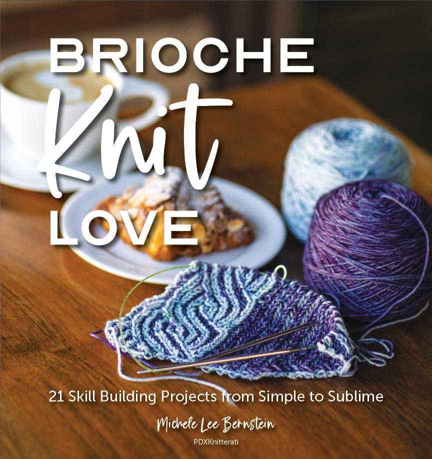 Library House Press Knit Brioche Love