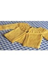 Madelinetosh Pattern: Tiny Tea Leaves Cardi