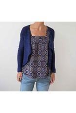 Madelinetosh Pattern: Fall-Away Cardigan