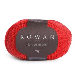 Sirdar Spinning, Ltd. Rowan Norwegian Wool Ribbon Red 18