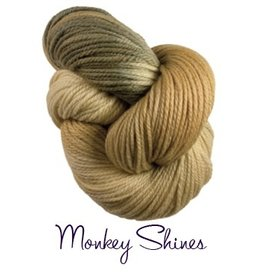 Lornas Laces Shepherd Worsted, Monkey Shines *CLEARANCE*