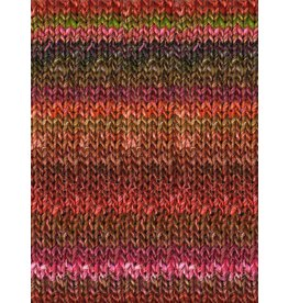 Noro Silk Garden, Reds/Rusts color 84