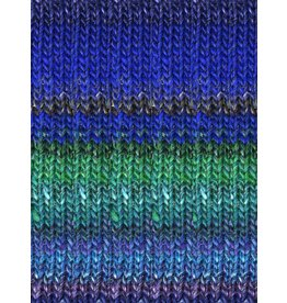 Noro Silk Garden, Royal color 08