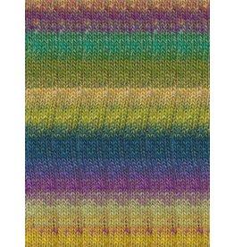 Noro Silk Garden Sock, Montana Color 457