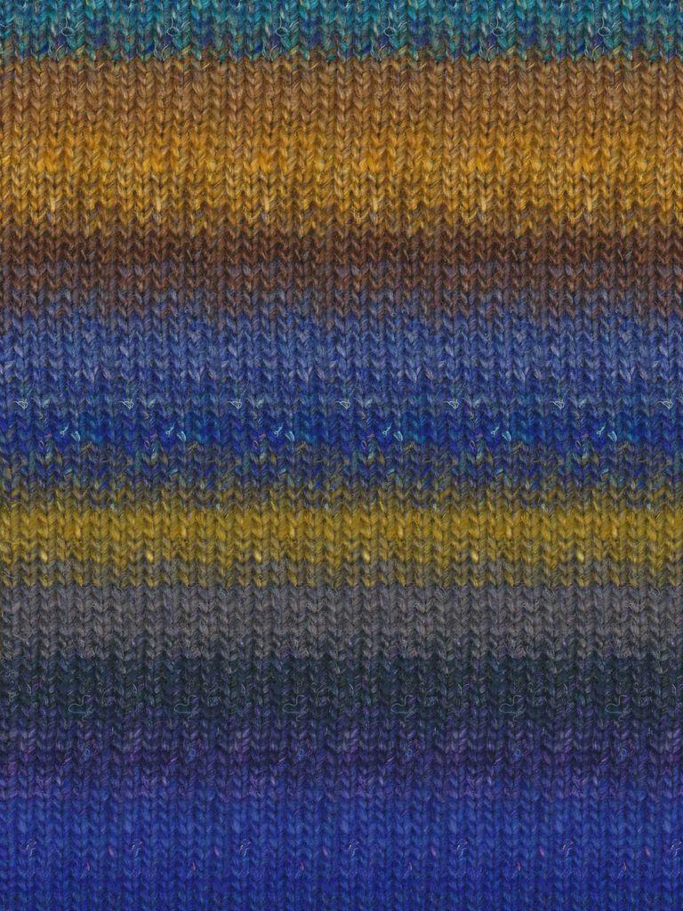 Noro Silk Garden Sock, Tropico Color 458 (Retired)